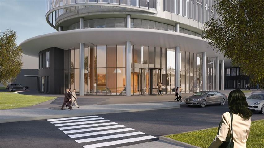 Immeuble de bureaux - Bruxelles - #3983628-3