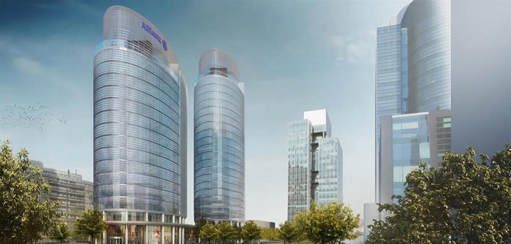 Immeuble de bureaux - Bruxelles - #3983628-4