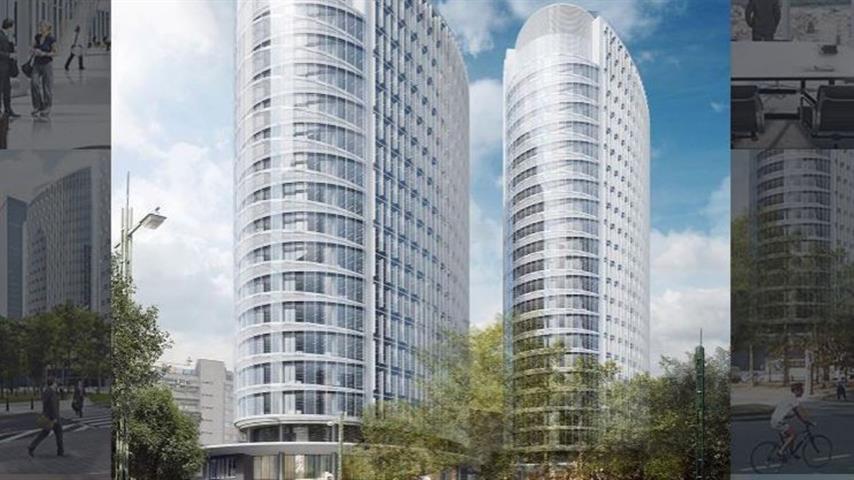 Immeuble de bureaux - Bruxelles - #3983628-0