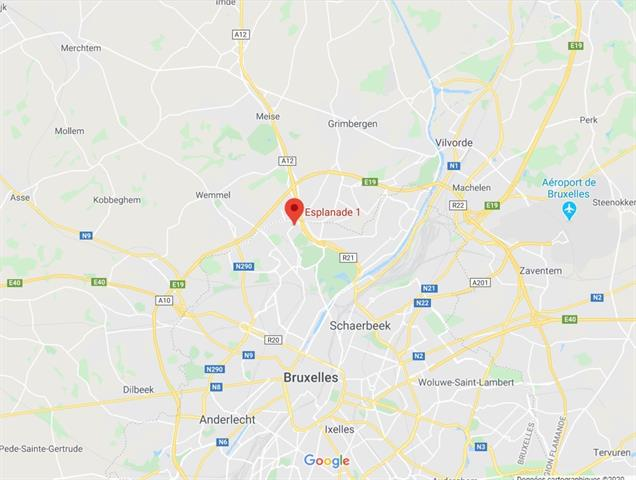 Bureaux - Laeken - #3984026-1