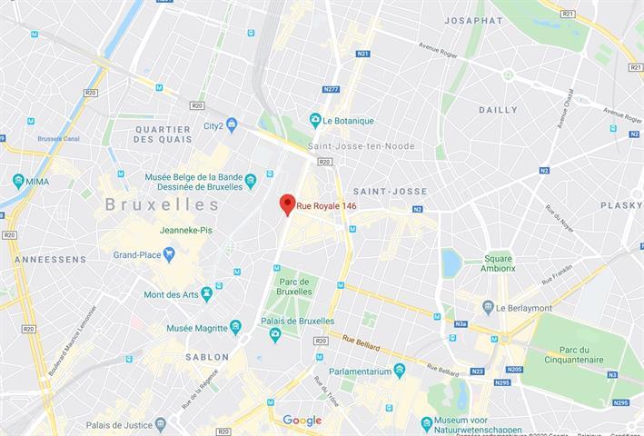 Bureaux - Bruxelles - #3985694-6