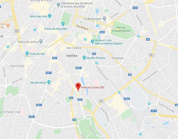 Bureaux - Ixelles - #3986280-1