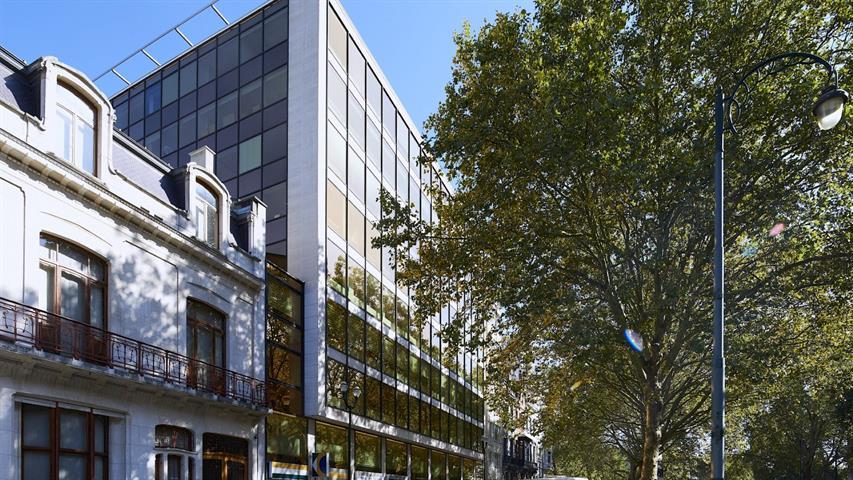 Bureaux - Ixelles - #3986280-0