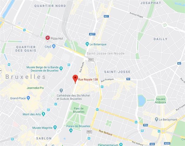 Bureaux - Bruxelles - #3991493-1