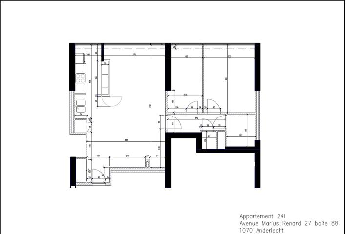 Appartement - Anderlecht - #3992779-19