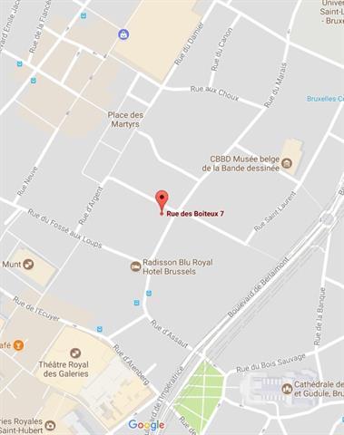 Bureaux - Bruxelles - #4025581-1