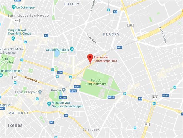 Bureaux - Bruxelles - #4025937-1