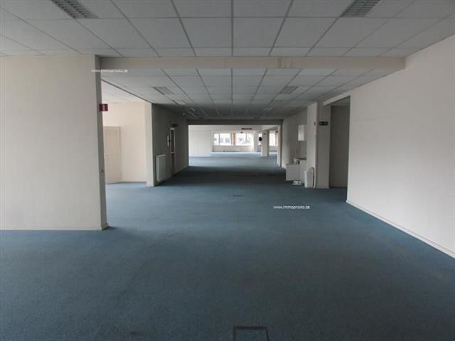 Immeuble de bureaux - Schaerbeek - #4027245-2