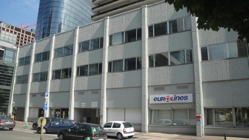 Immeuble de bureaux - Schaerbeek - #4027245-5