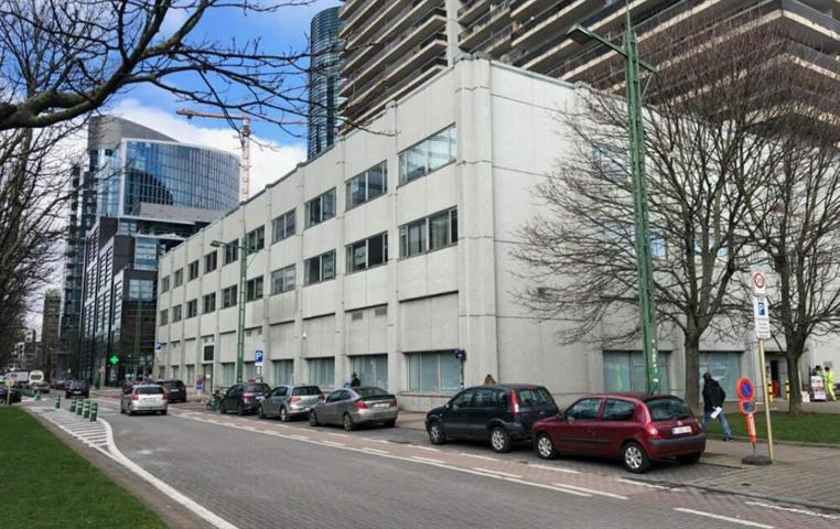 Immeuble de bureaux - Schaerbeek - #4027245-0