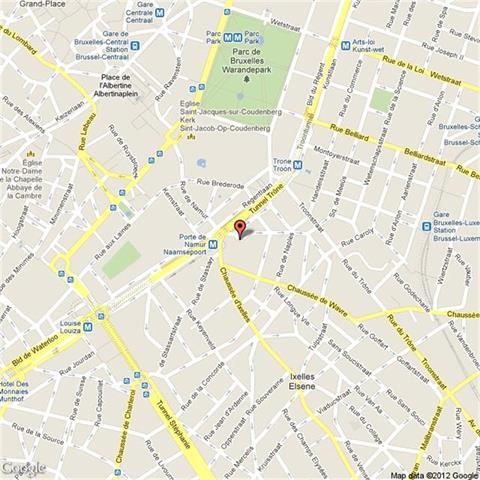 Bureaux - Ixelles - #4028125-1