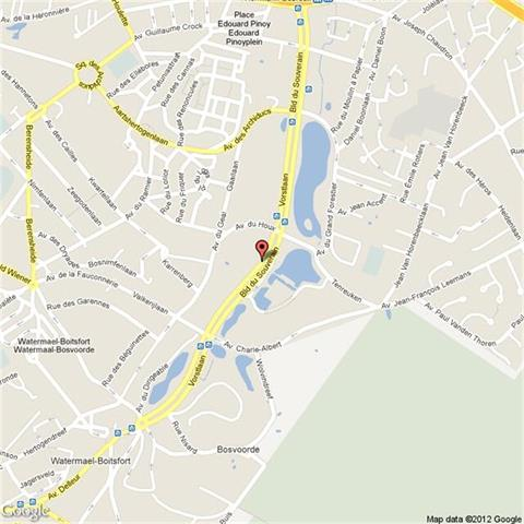 Bureaux - Watermael-Boitsfort - #4033121-1