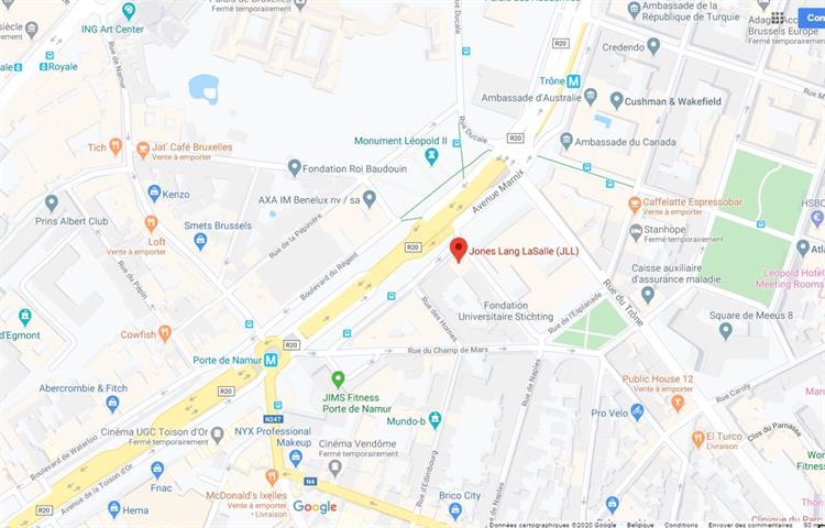 Immeuble de bureaux - Bruxelles - #4064622-3